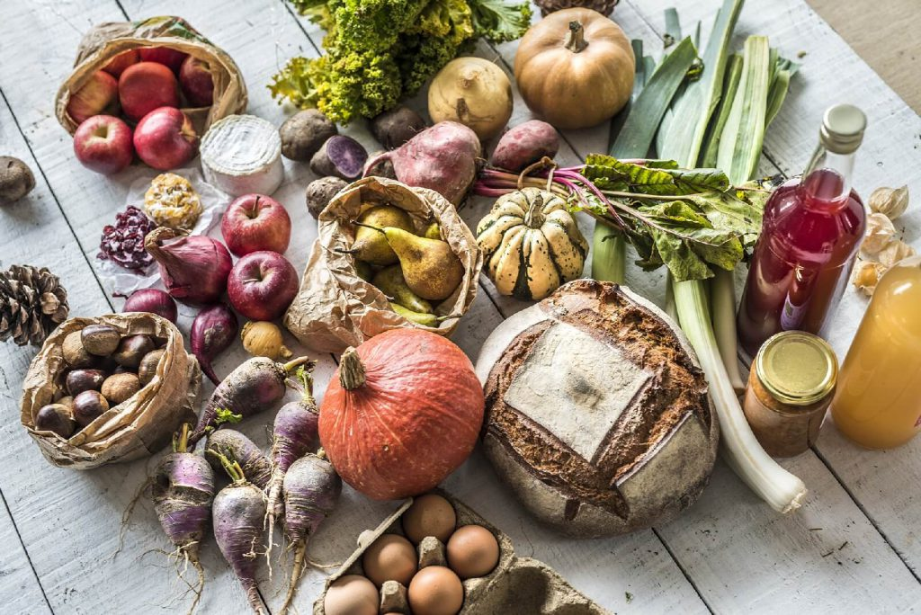 Buy Vegetables and Fruits at Your Local Farmer