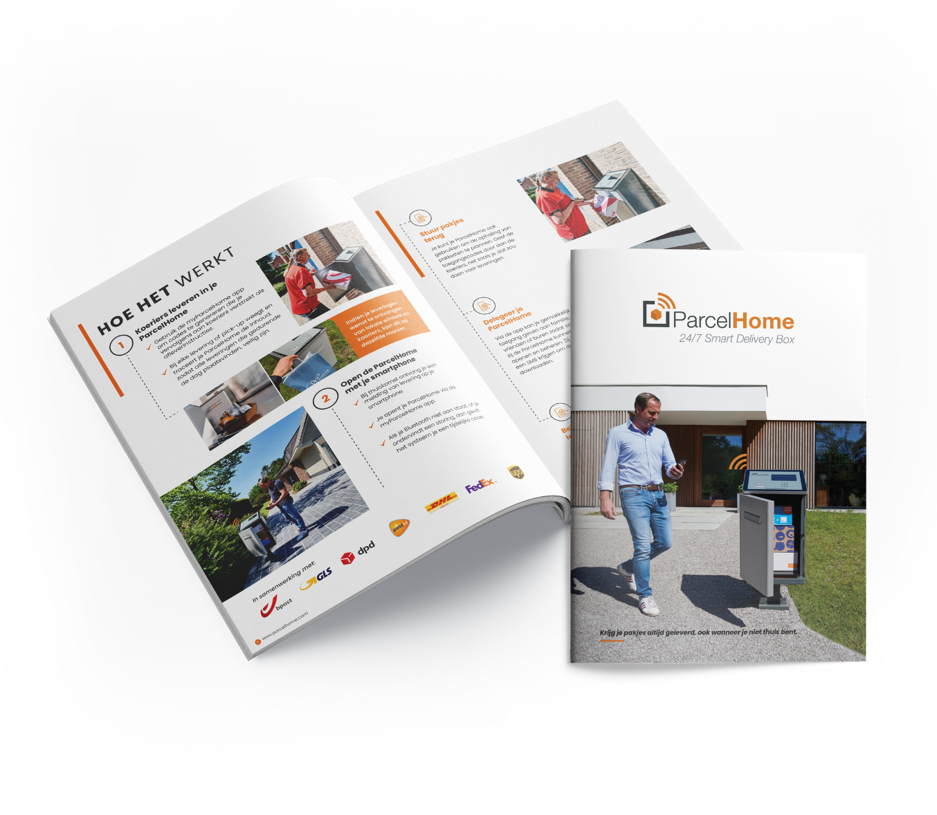 Brochure ParcelHome