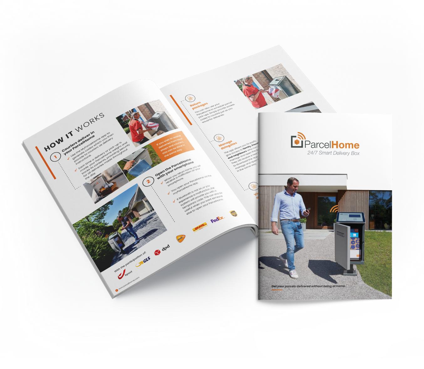 Brochure ParcelHome